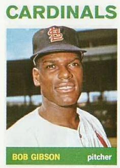 460 - Bob Gibson - St. Louis Cardinals