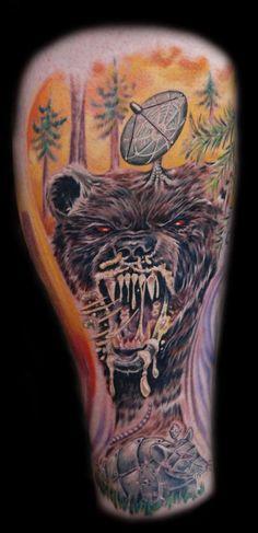 Stephen King The Dark Tower tattoo