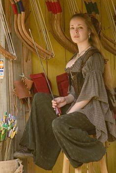 arrow in hand by atistatplay.deviantart.com on @deviantART