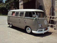 I want this VW Samba