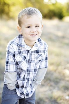 Tips on how to get great smiles from kids. #photography