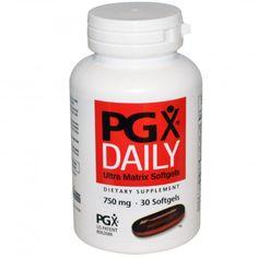 Natural Factors, PGX Daily, 750mg, 30 Softgels ... VOLUME DISCOUNT