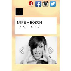 @mireiabosck - Ya podéis ver mi nueva página web! Espero que os guste!! www.mireiabosch.tk #mireiabosch #actriz #marcogadei #web #Actor#filmjobs #filmindustry#filmmaking #entertainment#entertainmentindustry#filmresources #showbizcentral#filmmakers #production #media#film #tvjobs#productionindustry#postproduction #filmcareers#actors #directors #producers#screenwriters #film #setlife#filmcre