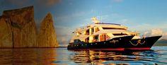 Galapagos Luxury Cruises & Yachts