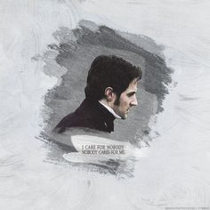 Richard Armitage, Mr. John Thornton - North & South directed by Brian Percival (TV Mini-Series, 2004) #elizabethgaskell #fanart