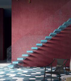 Campaign, Stairs, Content, Interior Design, Medium, Color, Home Decor, Nest Design, Stairway