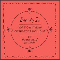 AwwStruck  Everyone has a different definition of beauty. This is our definition of beauty. What is yours ? #Beauty #Smile #Awwstruck #Cosmetics