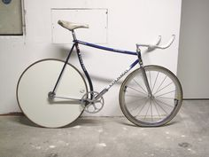 """""""Colnago Track Time Trial"""" posted: 2012/09/24 categories: Crono / Time Trial Bike, Pista / Track bike"""