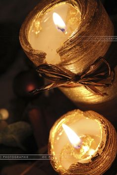 Christmas Candle //    This photo is copyrighted // Do not use for commercial purposes //    www.ocphotographie.com  http://www.flickr.com/photos/3vilo/