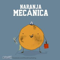 Naranja mecánica - Happy drawings :)