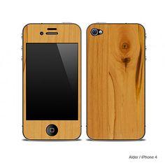 wooden.