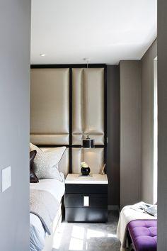 Bedroom 1 #ALondonAccouter #Bedroom #LuxuryLiving #InteriorDesign #SideTables