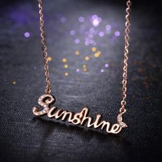 Charming Sunshine Shape Rose Gold Plated 925 Silver Name Necklace #jewelry #fashionjewelrystores #jewelryfashion #fashionjewelrywebsites #discountfashionjewelry #fashioncostumejewelry #goldfashionjewelry #fashionjewelrystore #fashionjewelryaccessories #fashionjewelrysets #trendyfashionjewelry #newfashionjewelry #fashionjewelryearrings #fashionandjewelry #fashionjewelrymanufacturers #mensfashionjewelry #buyfashionjewelry #jewelryinfashion #highfashionjewelry #costumefashionjewelry…