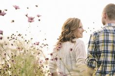 Country engagement photos by Crystal Stokes Photography