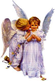 Anjos: Anjo da Guarda de quem nasceu em Maio