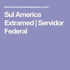 Sul America Extramed | Servidor Federal