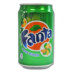 Fanta Fruit Punch