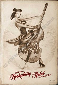 Me once I get my Double Bass lessons...