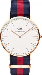 Daniel Wellington Unisex Oxford 40mm Watch 0101DW