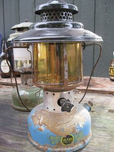 Old Coleman Lanterns | Vintage Coleman Lanterns: Collecting Old Coleman Lanterns & Lamps