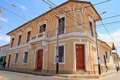 Building in Piura, Peru. #peru #piura #travel http://www.miviajedepromocion.com/