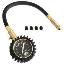 Motor Luxe Tire Pressure Gauge 100 PSI