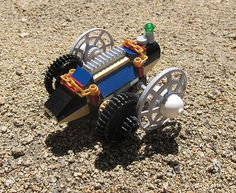 LEGO a Day 191/365 - Steambling Rover