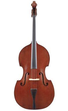 Francois Pillement Double Bass for Sale Double Bass, Image, Bass Guitars, Bass