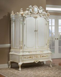"""I would make it so that every time I opened the doors it would play an mp3 of the Beauty & the Beast armoire saying """"Let's see what I've got in my drawers!""""   :D"""
