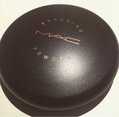 Mac bronzing power (matte bronze)