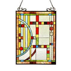 Braque Window Panel