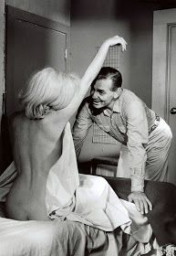 vintage everyday: Beautiful Marilyn Monroe Photos By Eve Arnold