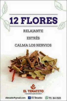 12 flores