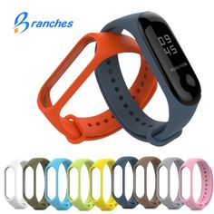 😍 Bracelet for Xiaomi Mi Band 3 4 Sport Strap watch Silicone wrist strap For xiaomi mi band 3 4 bracelet Miband 4 3 Strap 😍 by Amzon World starting at. Watch Photo, Wearable Device, Green And Grey, Blue Yellow, Black White, Watch Bands, Brand Names, Consumer Electronics, Sport