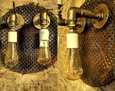 Sconces, Wall Lights, Lighting, Home Decor, Industrial Style Furniture, Accessories, Chandeliers, Appliques, Decoration Home