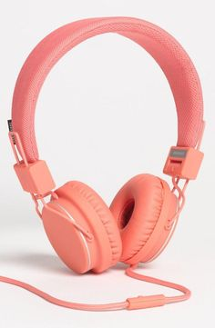 Pink Headphones!
