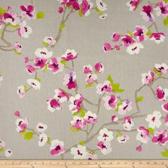 Braemore Sakura White Tea Item Number: 0276415 Our Price: $28.98 per YD