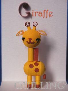 Giraffe soooo cute!