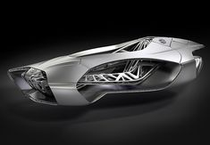 3ders.org - Futuristic EDAG Genesis 3D printed car world premiere at 2014 Geneva motor show | 3D Printer News & 3D Printing News