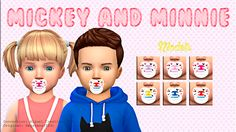 Miguel Creations TS4: NUK Pacifier - ACC