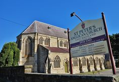 St Peter's Anglican Church East Maitland NSW