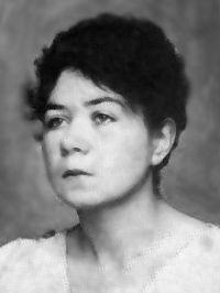 Alfonsina Storni, una de las más célebres poetisas argentinas.
