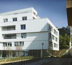 Gallery of Housing in Rue de Lourmel / TVK - 28