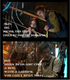 I don't know about you guys, but this is one of my favorite Doctor Who quotes - Imgur