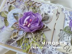 Jesienna kartka na ślub | CRAFT STYLE - blog Design Crafts, Style, Swag, Outfits
