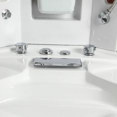 608 Steam Shower with Whirlpool Tub | Overstock™ Shopping - Great Deals on Ariel Steam Rooms