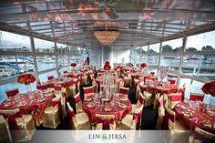 FantaSea Yachts Marina Del Rey Wedding Reception   Tony & Shalini