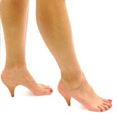 Voetliposuctie of botox? Hoe zien onze voeten er in de toekomst uit...