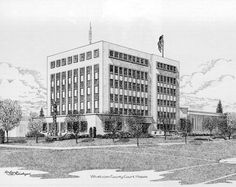 Whatcom                                            County - Bellingham, Washington Bellingham Washington, Washington State, Washington Court House, Louvre, Street View, Houses, City, World, Building