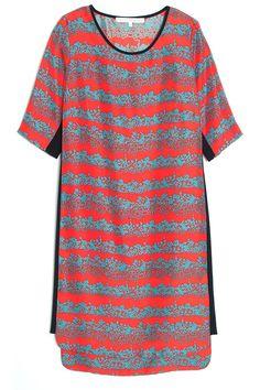 Veronica Beard The Tunic Dress | Kirna Zabete